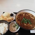 へんこつうどん - 料理写真: