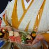 博多豊一 - 料理写真:1貫97円で頂ける、豊富な種類の寿司ビュッフェ。