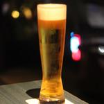 es ROOFTOP GARDEN BAGUS - 生ビール