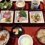 日本酒スローフード 方舟 - 方舟御膳  1,780円