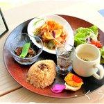 和歌の浦カフェ マーレライ - 料理写真: