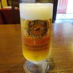 ゆうがた - 生ビール