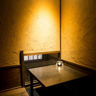 全席完全個室◆夜景の見えるお席◆デート・女子会・宴会に◆