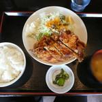 ごはん屋 花りん - 料理写真:鶏から揚げ定食780円