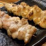 勝元 - ぼんじりは、鶏の尾っぽの旨みがギュッて凝縮されていますよね。 今回もとっても美味しかったですよ。
