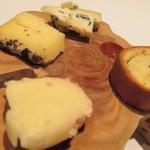 クリマ ディ トスカーナ - 私は国産チーズをセレクト