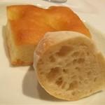 クリマ ディ トスカーナ - パンが美味しいのですが持ち帰りします お腹がいっぱいになってしまいますから(^^♪