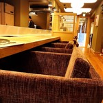108678007 - テーブル、チェアー共にゆったり寛げるスペースを確保してあります(o^^o)