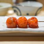 神楽坂 鳥幸 - ミニトマト