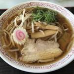 川森食堂 - 中華そば