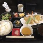 天ぷら食堂 - 空