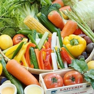 鍛冶二丁の野菜はすべて国産♪