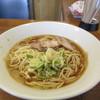 自家製麺 伊藤 - 料理写真:支那そば(具なし)