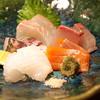 高太郎 - 料理写真:お造り 五種盛り