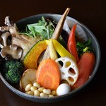 Rojiura Curry SAMURAI. - チキンと一日分の野菜20品目