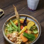 Rojiura Curry SAMURAI. - 料理写真