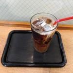 カフェミラノ - アイスコーヒー
