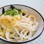 大川製麺所 - 料理写真:冷しぶっかけうどん