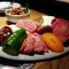 黒牛の里 - 料理写真:上味くらべ
