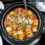 中華料理 鴻運楼 - 麻婆豆腐