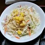 中華料理 鴻運楼 - サラダ
