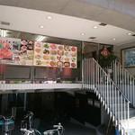 中華料理 鴻運楼 - 店舗は2階