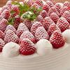 リグノーサカフェ - 料理写真:イチゴのショートケーキ