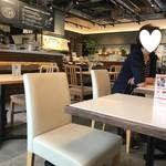 SONOKO CAFE - おしゃれな店内