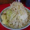ラーメン二郎 - 料理写真:ラーメン小(ヤサイニンニク)