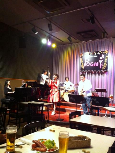 ライブハウス&レストラン POCHI