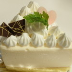 Torte - レアチーズ