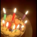 コリーヌ洋菓子店 - 誕生日ケーキ♪