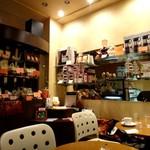 カフェ・デザール ピコ - '11/12月店内
