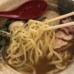 焼きあご塩らー麺 たかはし 歌舞伎町店 -