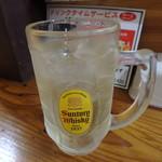 立飲み山ちゃん - ドリンク写真:角ハイボール¥190
