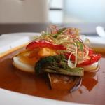 創作料理 薫風湘南 - 薫風スープカレーアップ