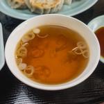 辰善 - スープ