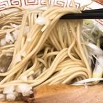 煮干中華そば専門 煮干丸 - 麺リフト