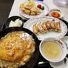 餃子の王将 - 料理写真:料理全景。