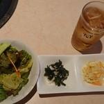 コリヤンテーブル - 料理写真: