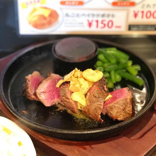 やっぱり ステーキ 東京
