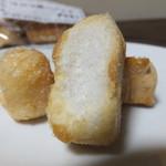 麩の吉井 - 内側の白いトコは口中で解けるような柔らか食感
