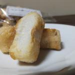 麩の吉井 - 2つの食感が合わさって美味しい