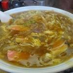 寿楽 - 寿楽麺 650円