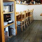 Cafe 湘南テラス - 店内