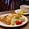 チェルシー - 料理写真:フレンチトーストモーニングセット@税込650円