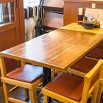 真面目焼鳥 助平 - テーブル6名