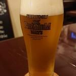 コルク ディッシュ - 生ビール