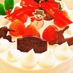 カイザーケルン - クリスマスケーキ予約受付中!!生クリームの5号・6号でしたら当日注文OKです!!