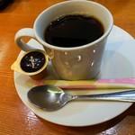須崎魚河岸 魚貴 - 食後コーヒー